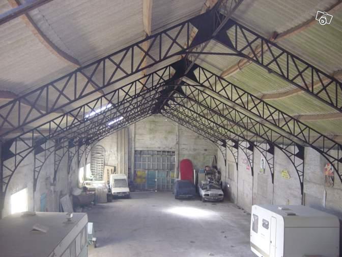 Surfaces transformer en lofts petits prix sur le bon - Transformer un hangar en maison ...