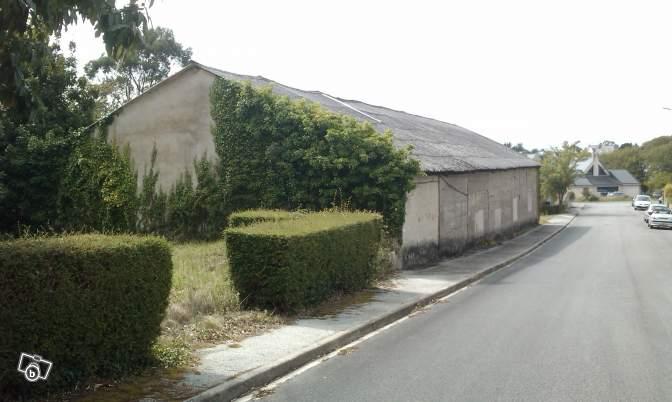 hangar à transformer en loft en Bretagne