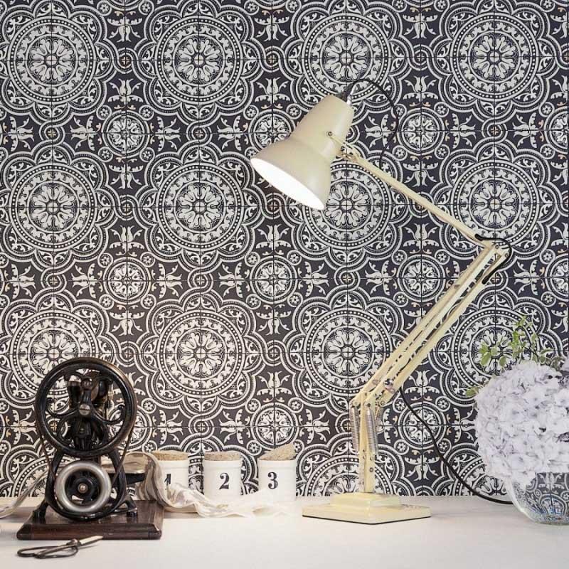 Lampe de bureau Anglepoise blanche