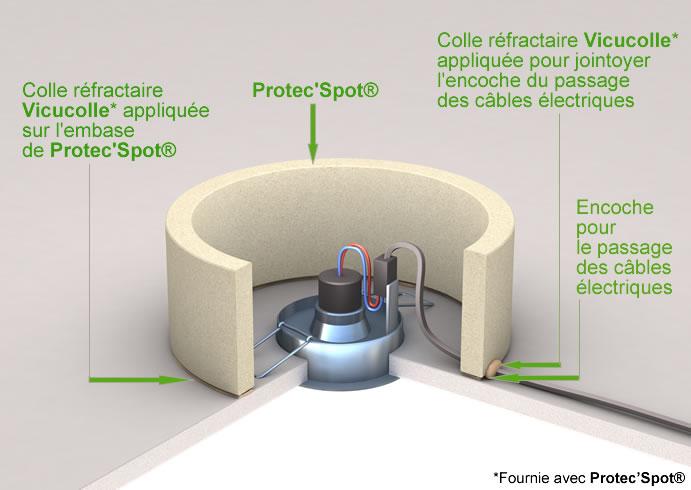 protecspot isolation spot
