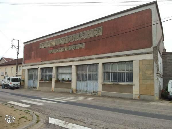 usine a vendre Noviant-aux-Pres