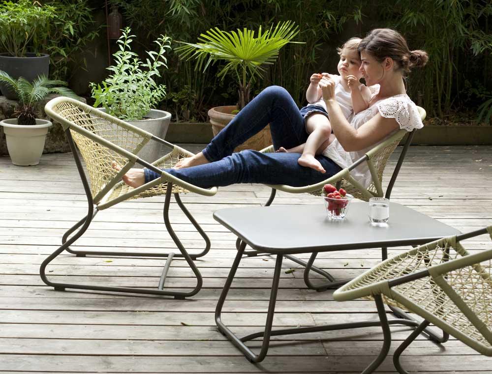 Fermob sixties - Mobilier de jardin fermob ...