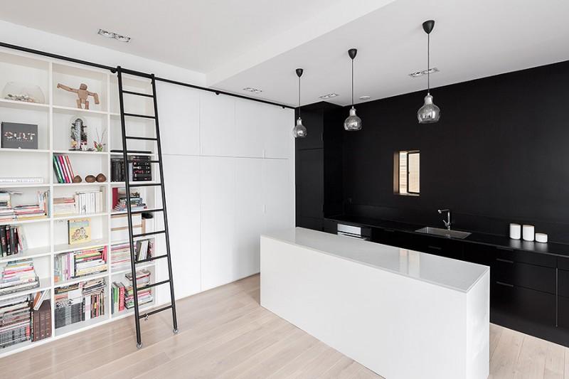 Reconversion D Un Ancien Atelier En Loft 224 Paris Par Septembre