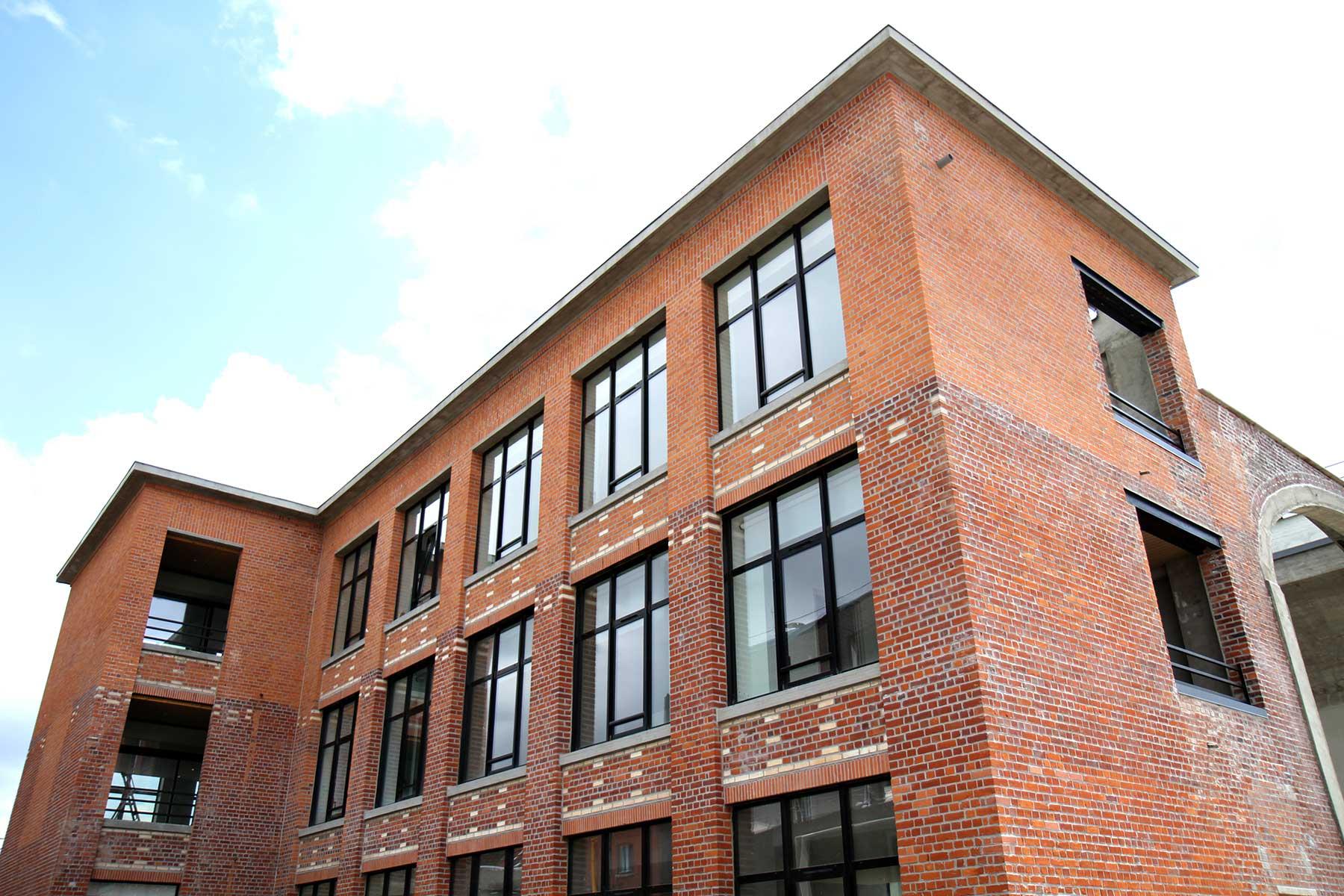 E-Cube, lofts à vendre et à louer à Lille Euratechnologie