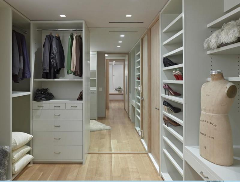 Loft new york par de spec for Dressing moderne