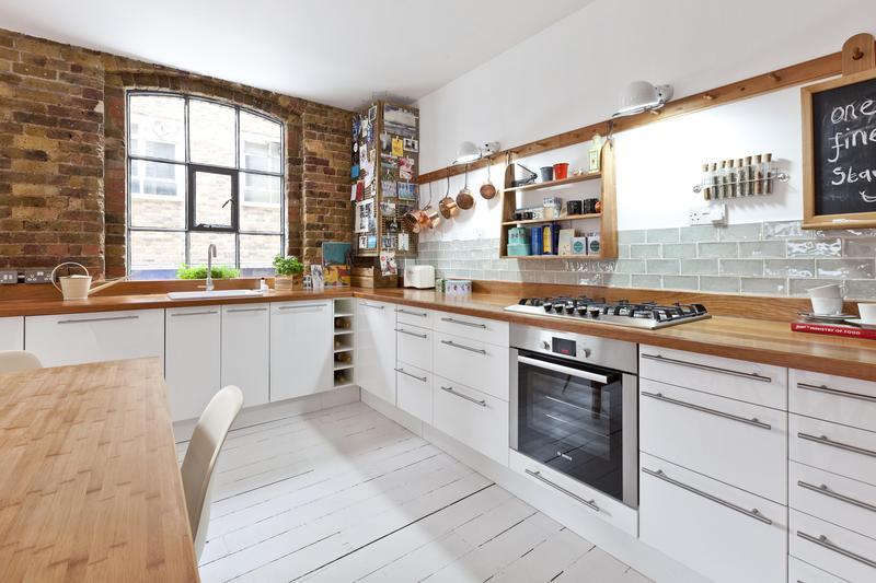 cuisine scandinave vintage » Photos de design d\'intérieur et ...