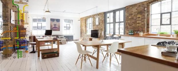 Loft londres loft atelier plateau surface vendre ou for Loft atelier a louer