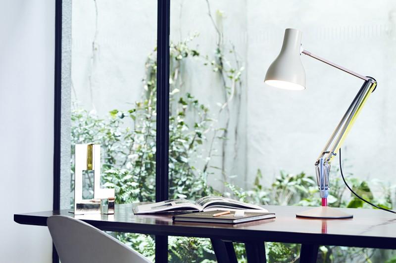 Lampe de bureau Paul Smith x Anglepoise