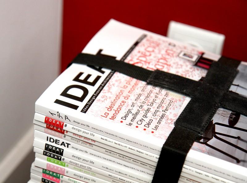 Magazine Ideat