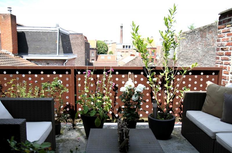 Terrasse du loft
