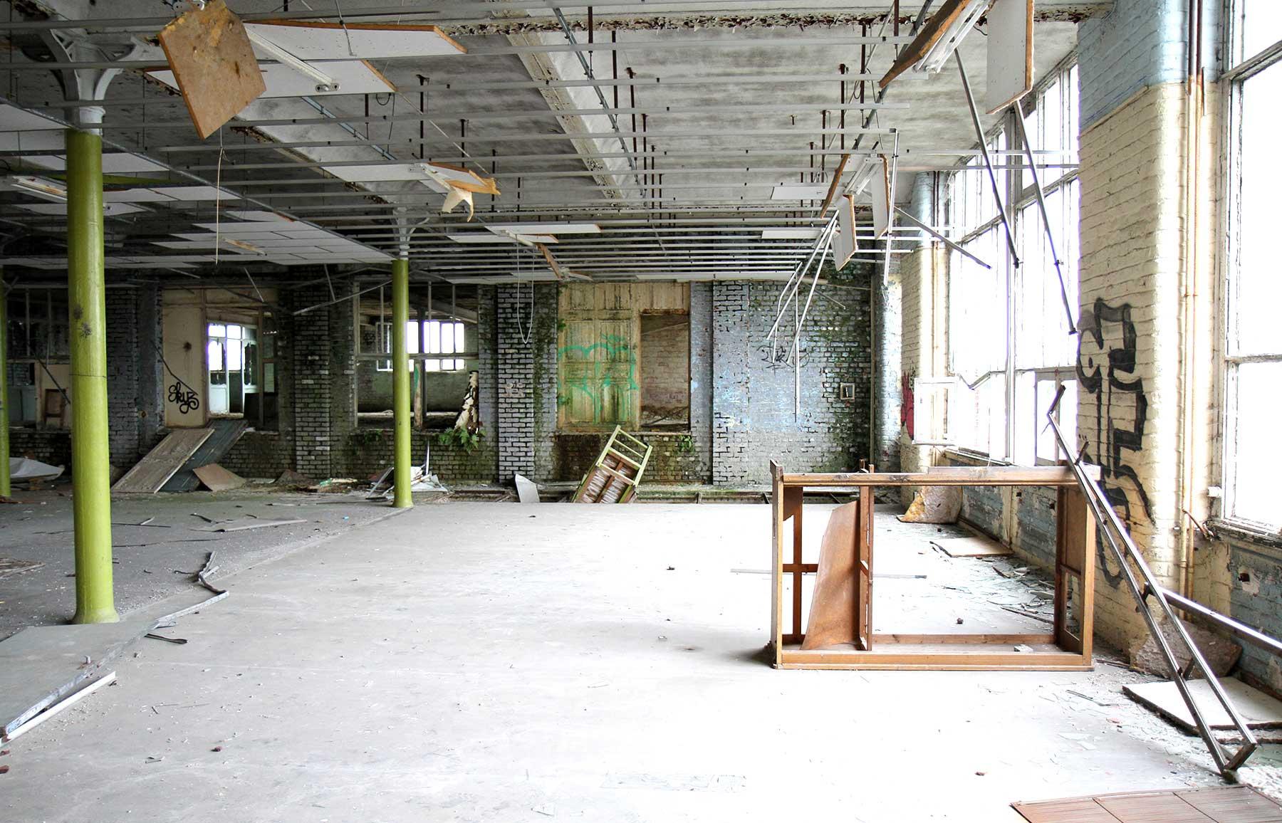 Usine d saffect e tourcoing - Acheter ancienne usine ...
