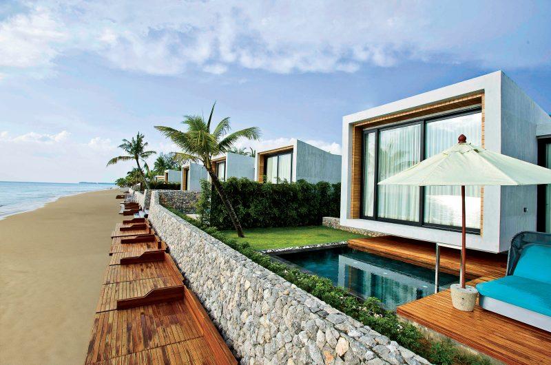 Charmant Villa Avec Piscine En Front De Mer