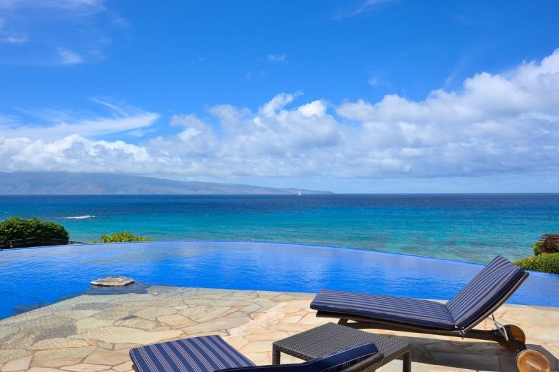 Villa avec piscine Maui