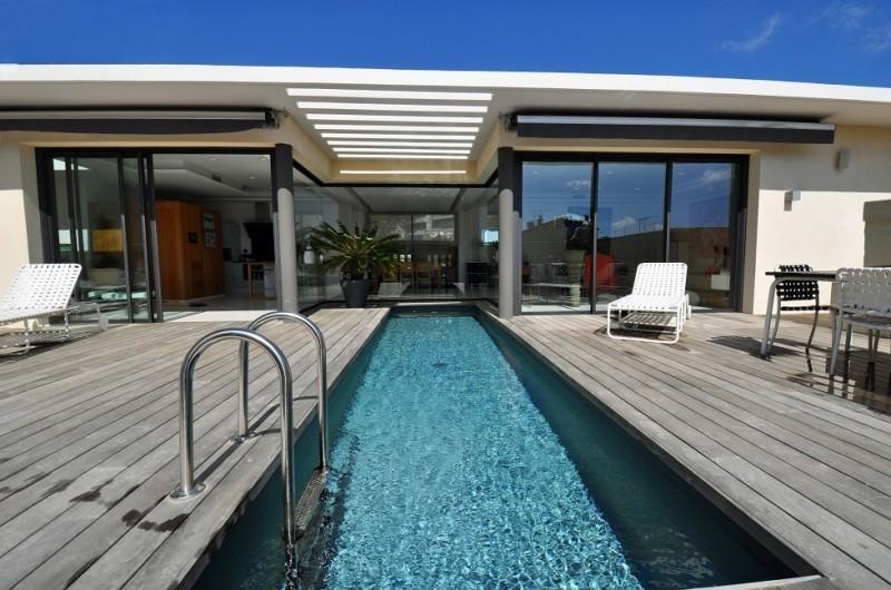 Appartement avec piscine à Marseille