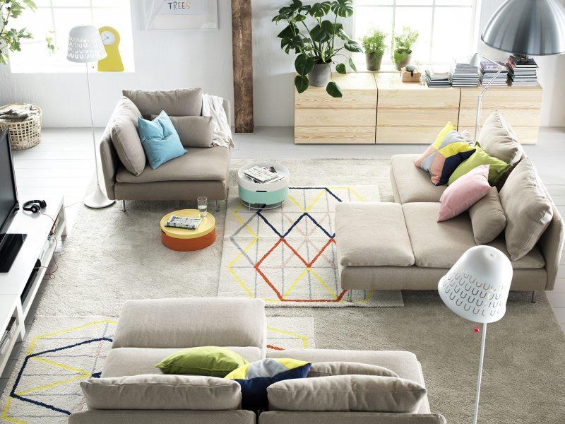 32 ambiances du catalogue ikea 2015 - Ikea nouveautes salon ...