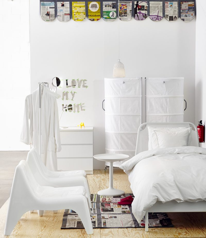 32 ambiances du catalogue ikea 2015. Black Bedroom Furniture Sets. Home Design Ideas