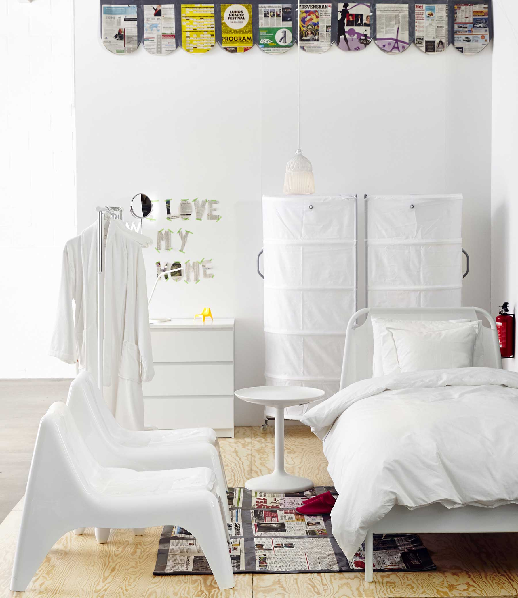 chambre ikea. Black Bedroom Furniture Sets. Home Design Ideas