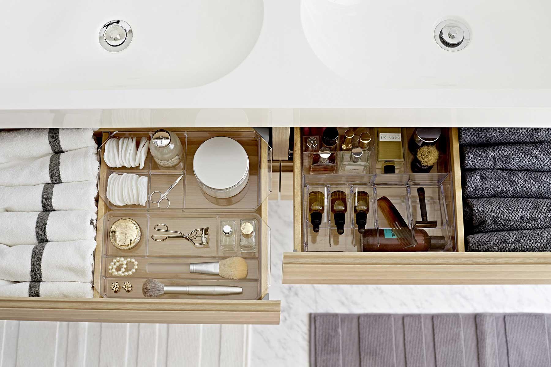 Tirroir meuble de salle de bains ikea for Decoration salle de bain ikea