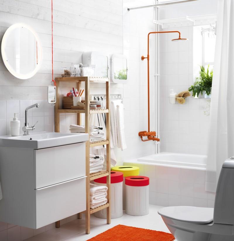 Salle de bains Ikea
