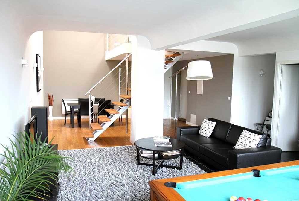 Loft en duplex de 119  m² à vendre à Tourcoing