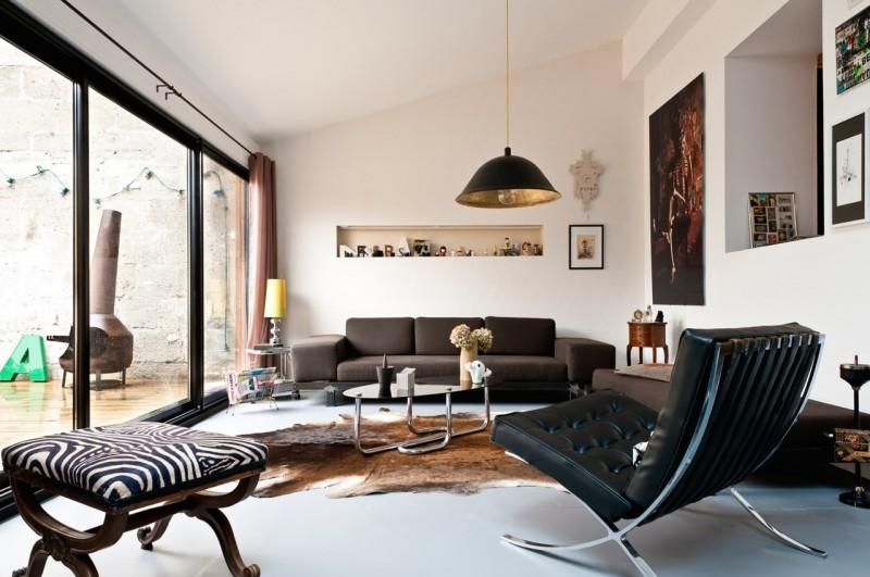 d co salon avec alcove. Black Bedroom Furniture Sets. Home Design Ideas