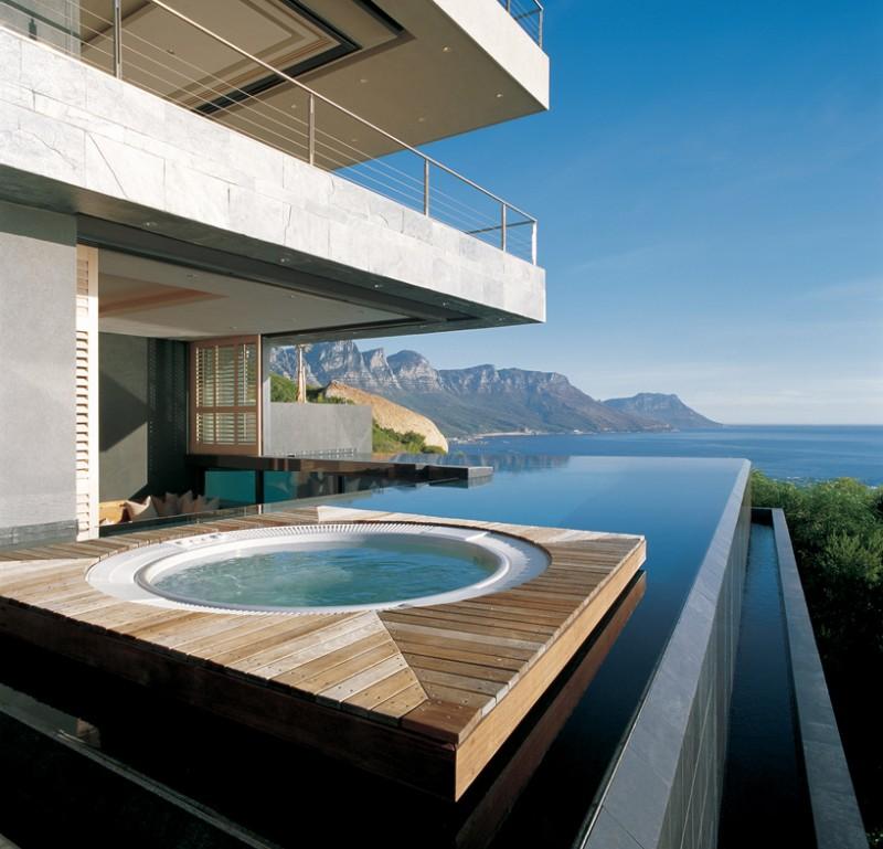 Maison avec piscine à Cape Town