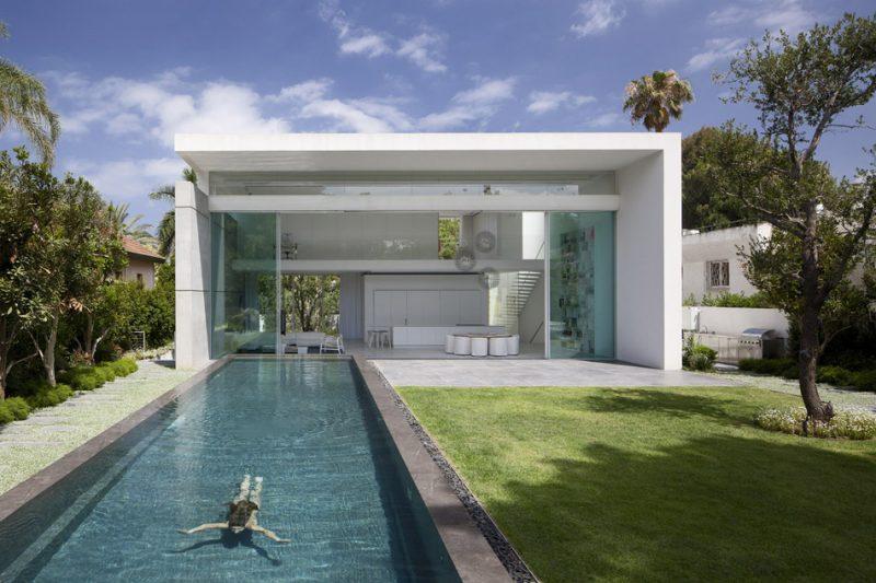 26 maisons de r ve avec piscine - Longueur d une piscine ...