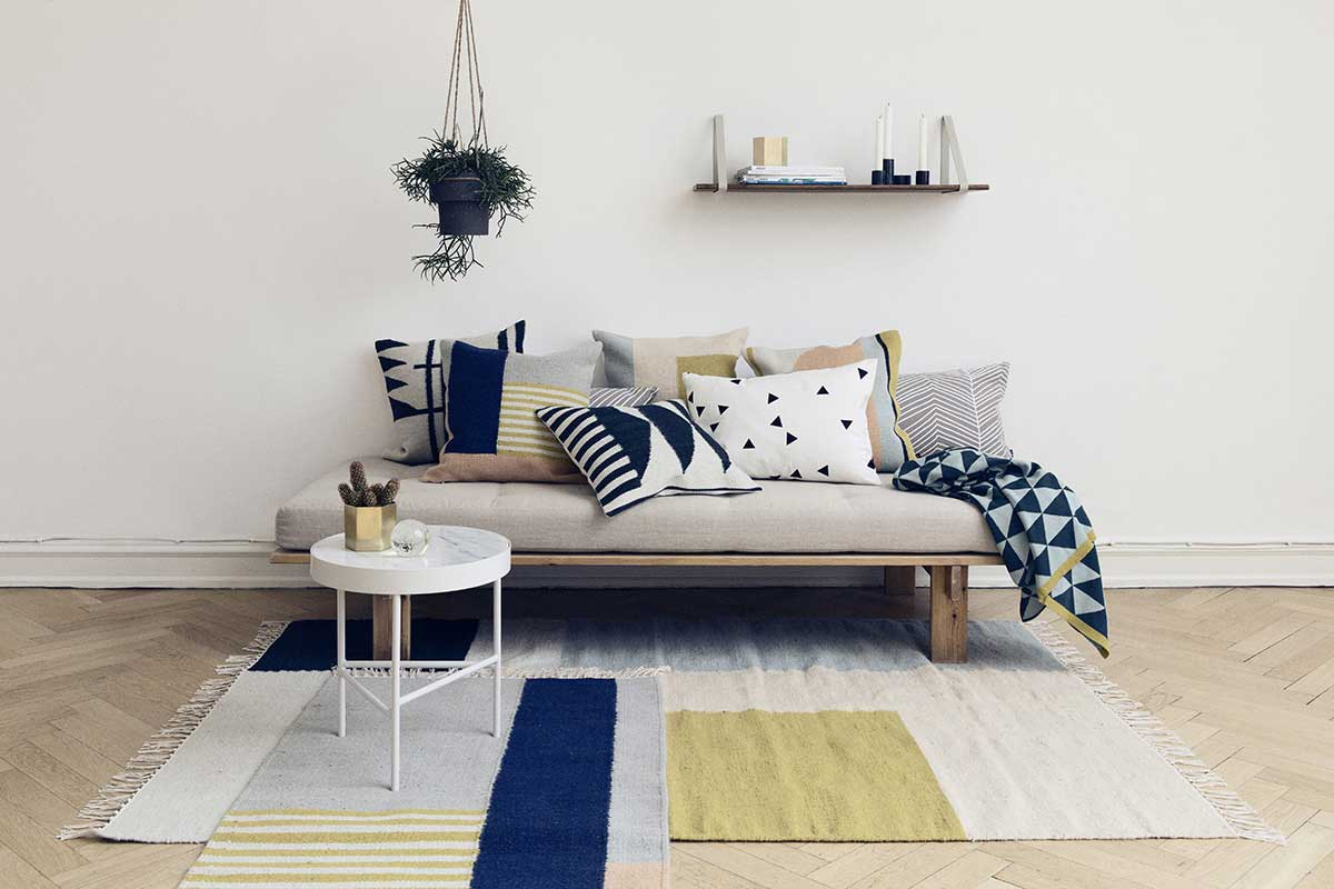 56 ambiances de la nouvelle collection Ferm Living