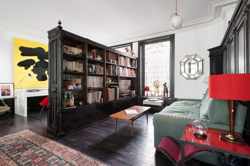 Loft louer dans le marais paris for Bureau dans une chambre
