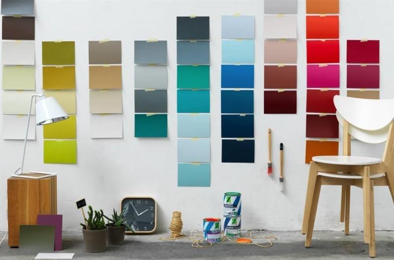 choisir la bonne couleur de peinture avec intens ment