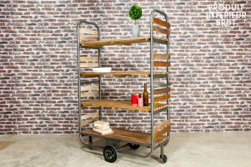 Etagere mobile