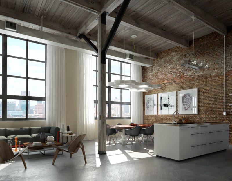 Loft logiciel 3D