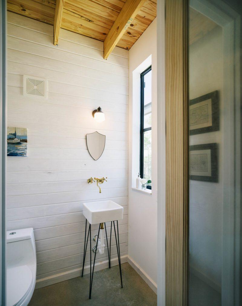 La déco des toilettes de la maison