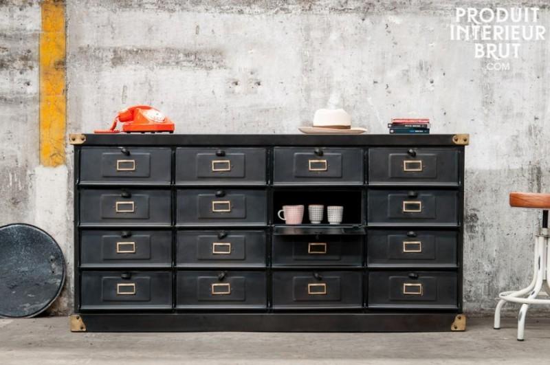 Produit int rieur brut mobilier et objets d co esprit vintage for Produit decoration interieur