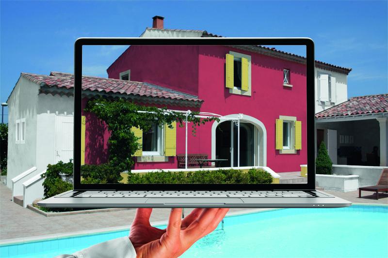 Simulation peinture fa ade for Simulation couleur facade
