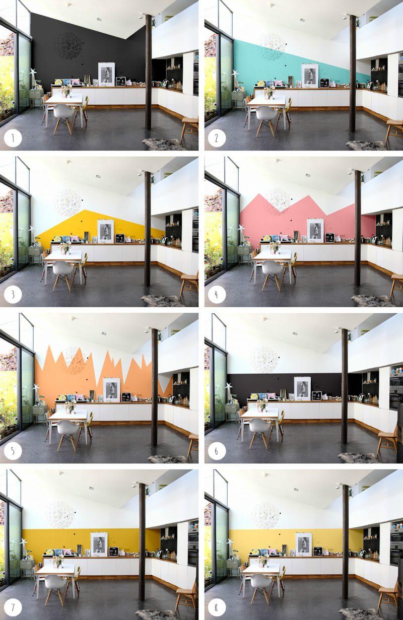 simulateur de peinture - Visualiser Peinture Dans Une Piece