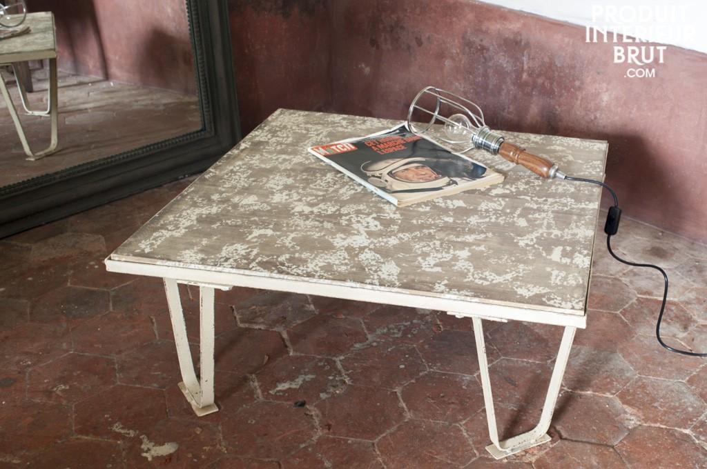table basse boh me. Black Bedroom Furniture Sets. Home Design Ideas