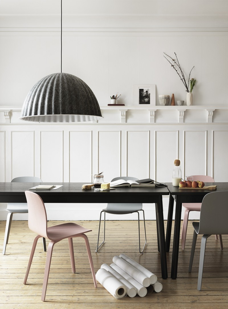 Muuto le design scandinave moderne - Semaine du mobilier chez made in design jusqua ...