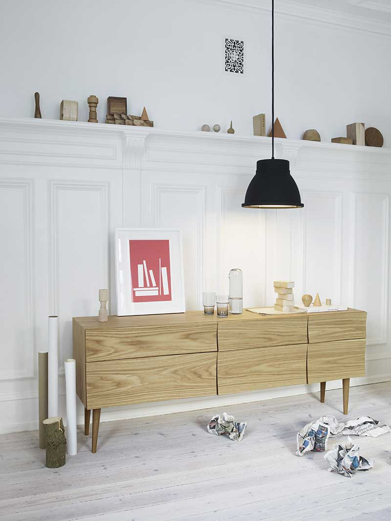 Enfilade Muuto reflect