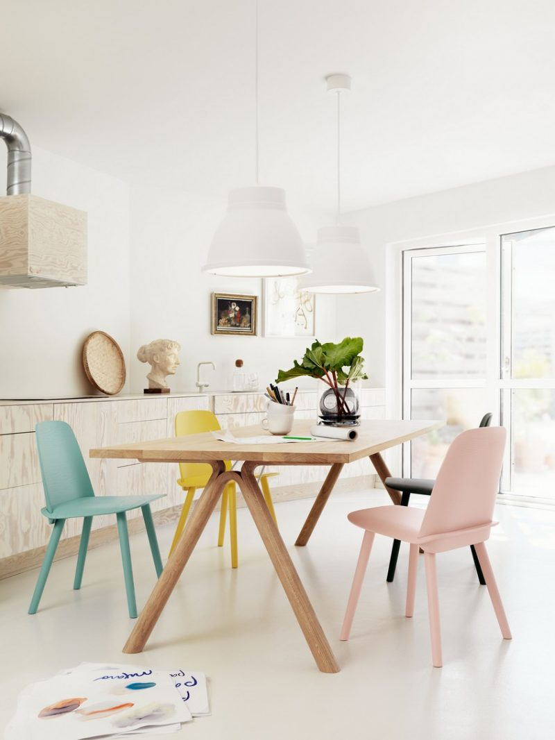 Table split Muuto