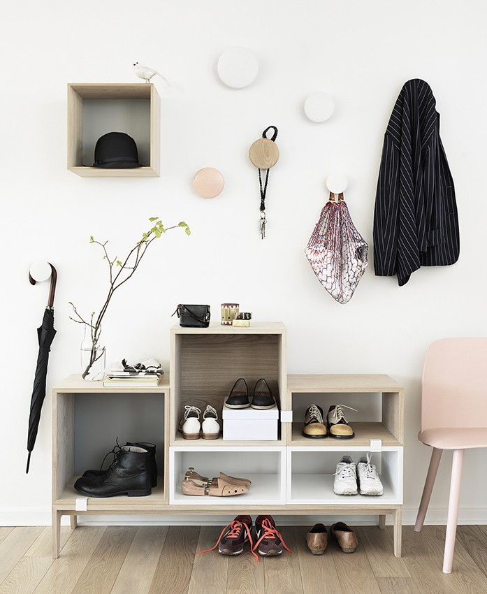 Meuble en caissons stracked Muuto