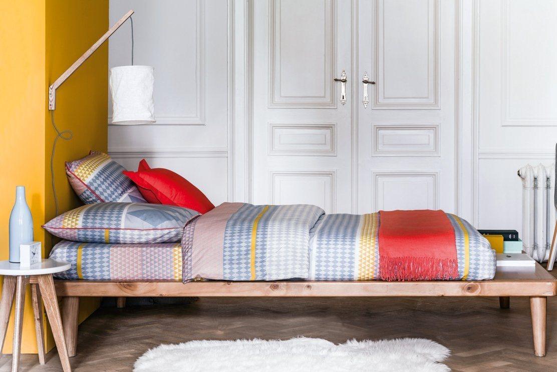 linge de lit la redoute int rieurs. Black Bedroom Furniture Sets. Home Design Ideas