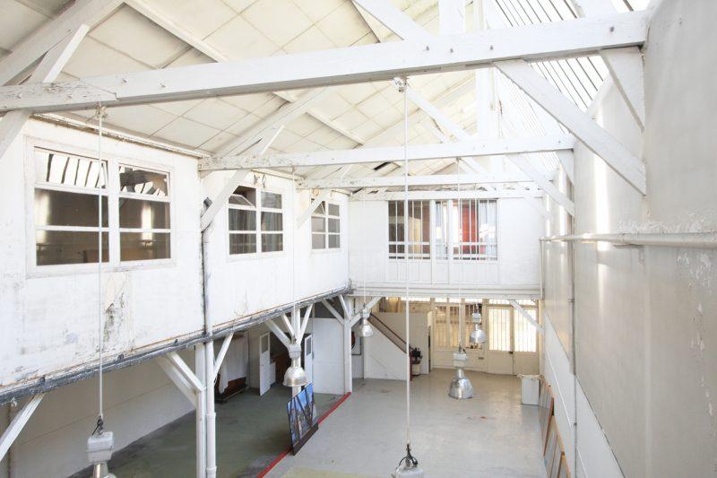 Atelier de 640 m transformer en loft paris - Acheter atelier paris ...