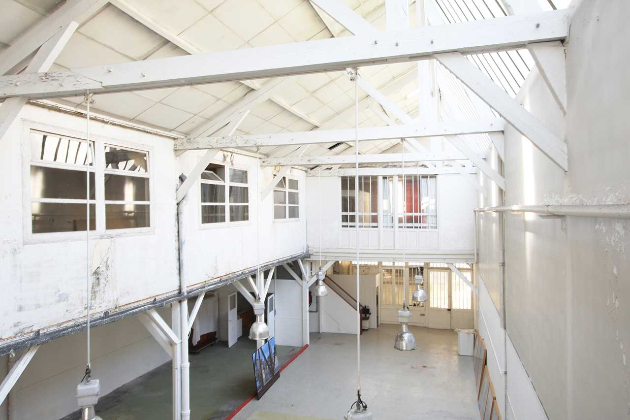 Atelier de 640 m transformer en loft paris for Loft a acheter paris