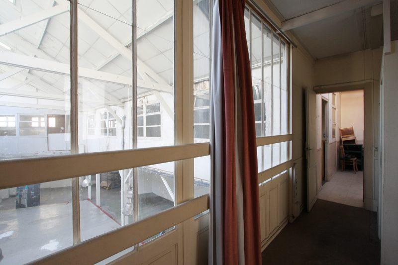 Atelier de 640 m transformer en loft paris - Acheter un loft a paris ...