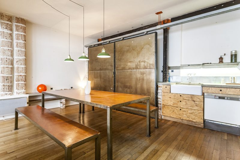 Loft New Yorkais à Paris