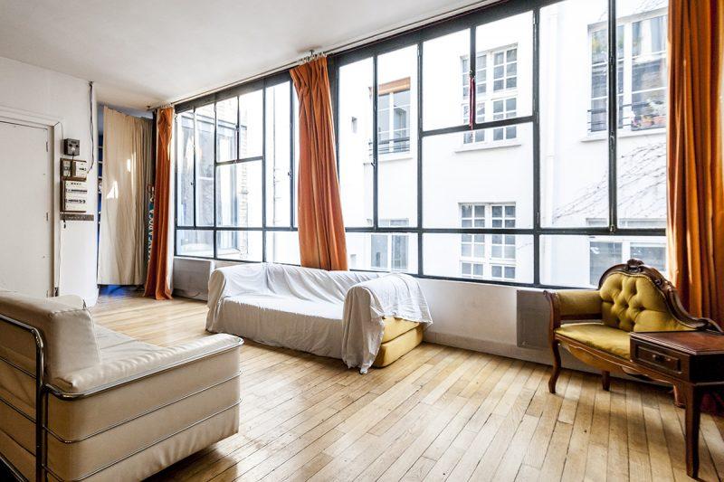 Loft en location pour groupe à Paris