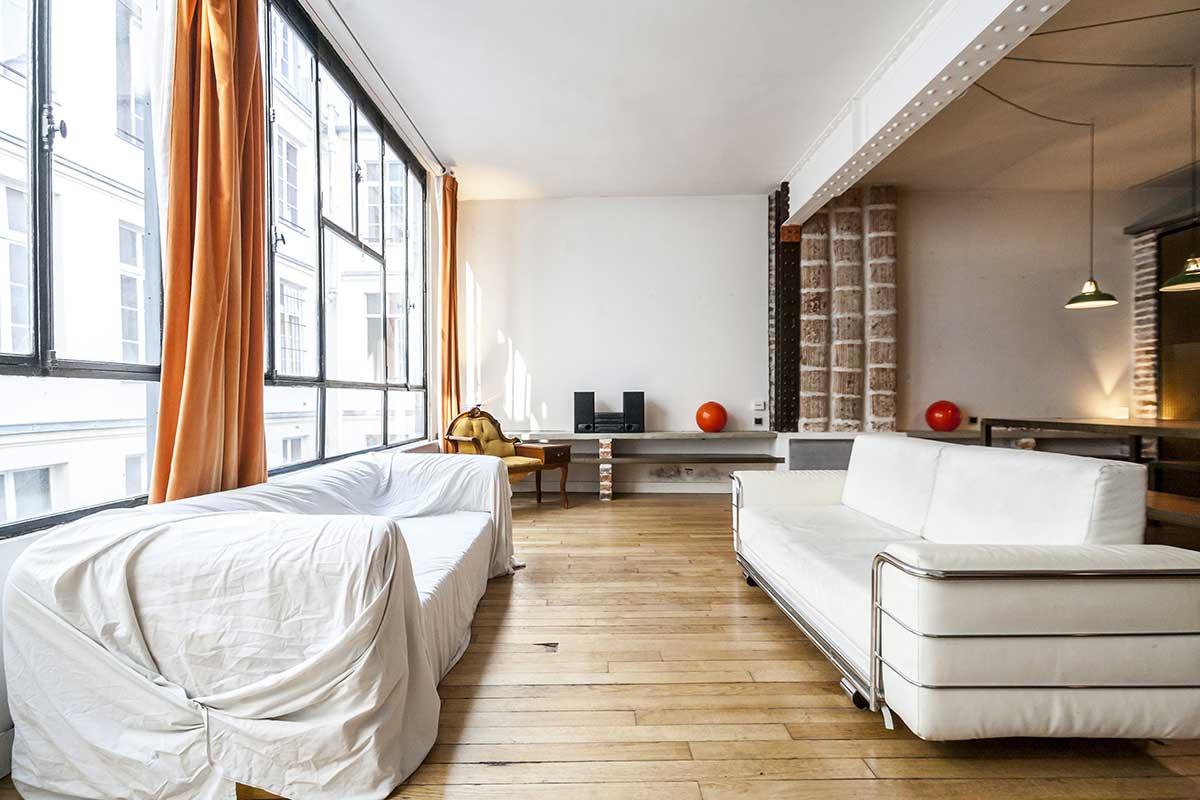 Salon du loft for Acheter un loft a paris