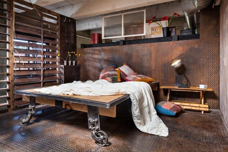 Loft la d co boh me portland - Deco loft ...