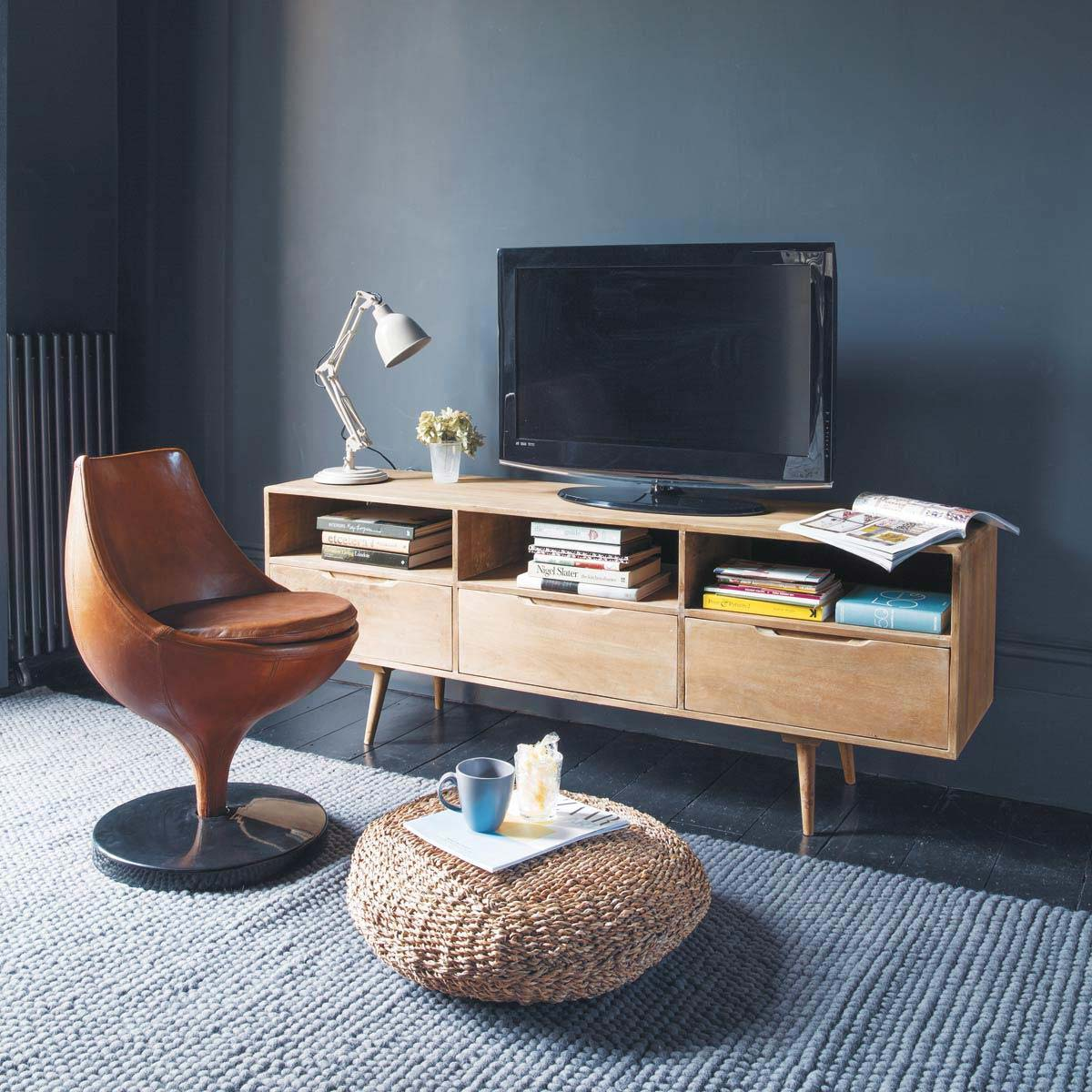 Meuble tv vintage maisons du monde - Le monde muebles ...